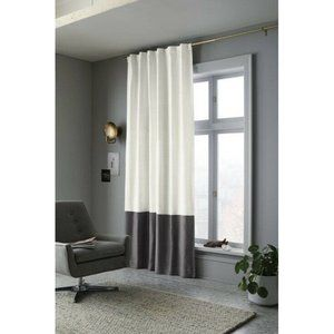 (1) Project 62 Blackout Curtain Panel Color Block